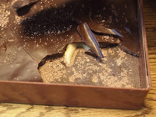 恐竜発掘チョコレート