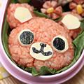 誕生日パーティー 子供向け料理(動物編)