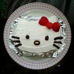 かわいい♪ キティーケーキ