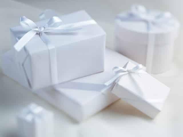 孫へのプレゼント