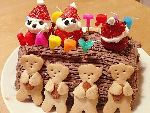 8才女の子の誕生日