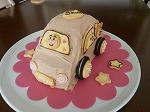 アンパンマンと仲間たちの★くるまケーキ