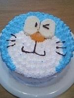ドラえもんデコケーキ