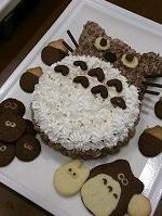 トトロのケーキ