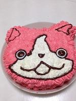 ☆子供の誕生日ケーキ☆ジバニャン