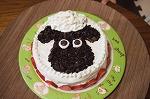 ひつじのショーン ケーキ
