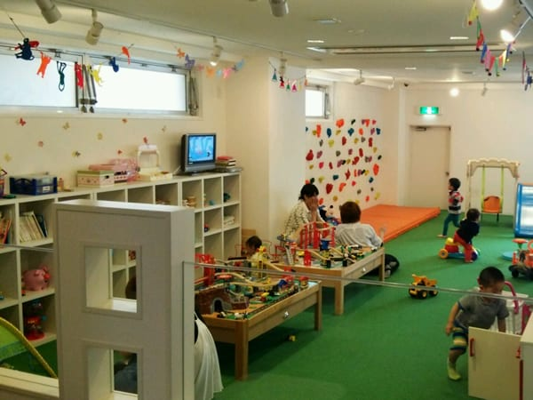 Oyako Cafe picnic