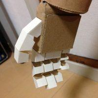 手作りロボット
