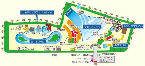 東武スーパープール(東武動物公園)