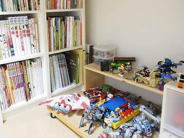 レゴがいっぱい