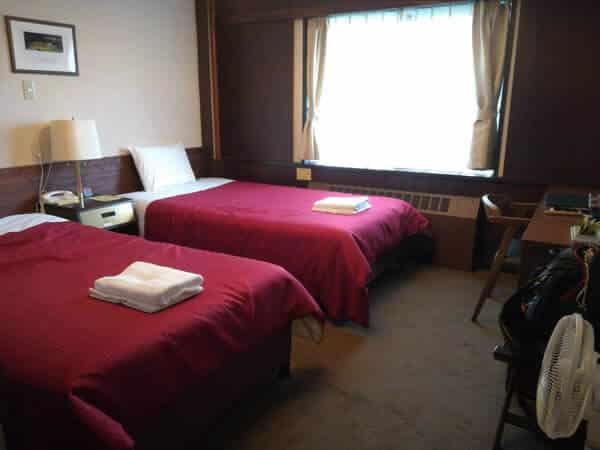 清泉寮 客室