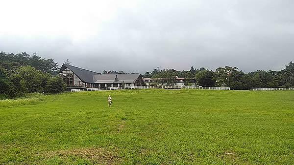 清泉寮 遠景