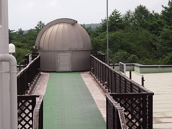 ロイヤルホテル八ヶ岳 天体ドーム